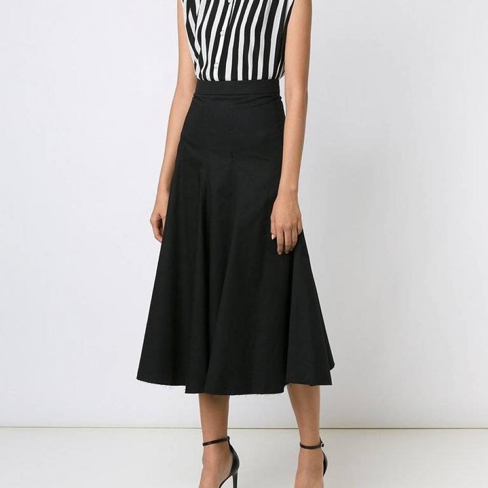 Godet Skirts