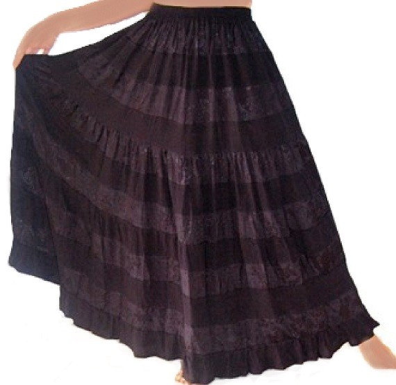 Gypsy/Tiered Skirts