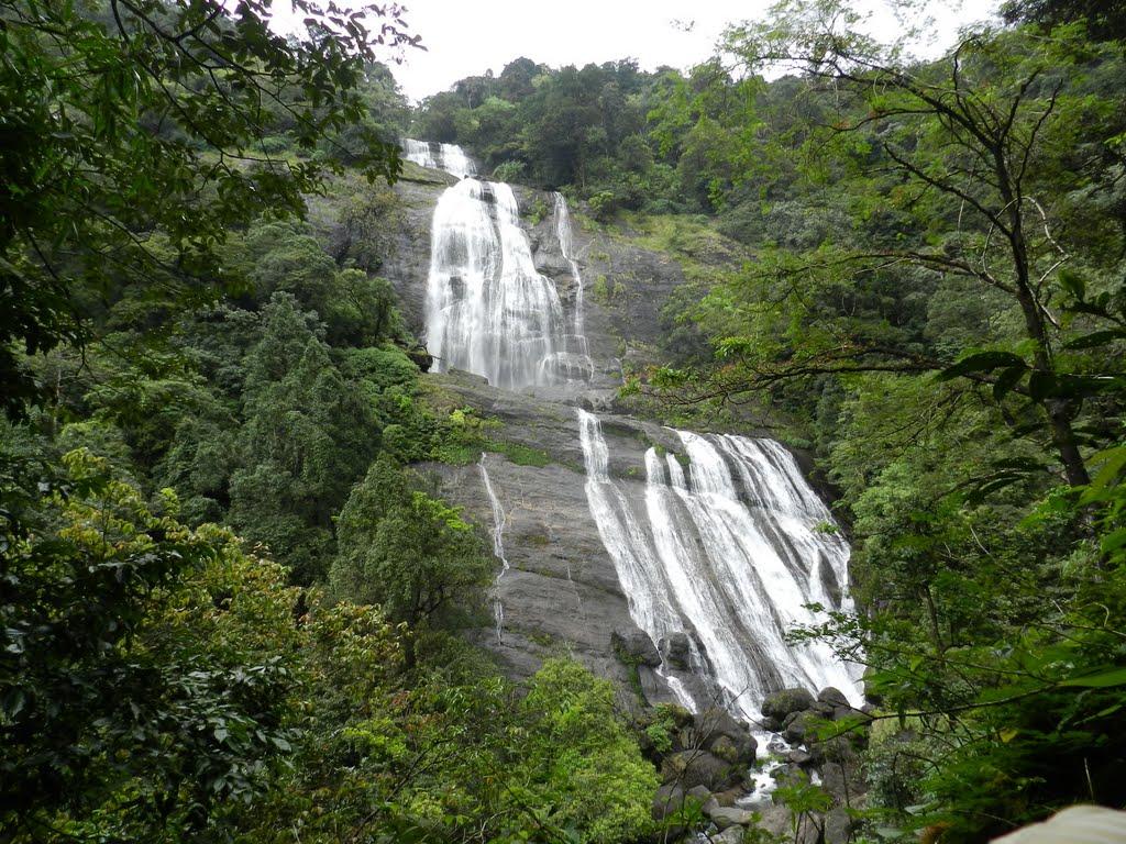 Atla waterfall Kalladikkode, Karimba Palakkad