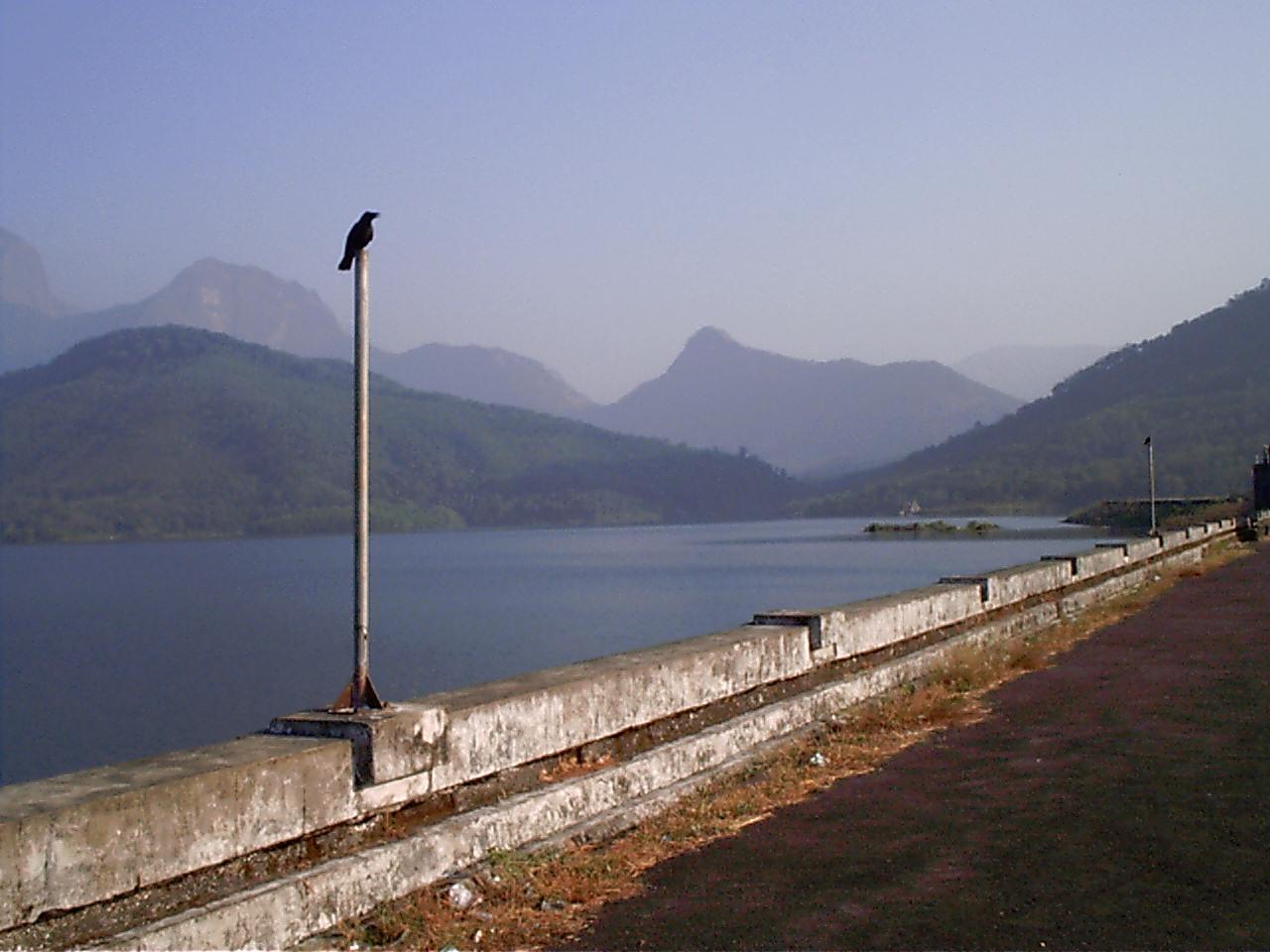 Kanjirapuzha Dam Kanjirapuzha Palakkad