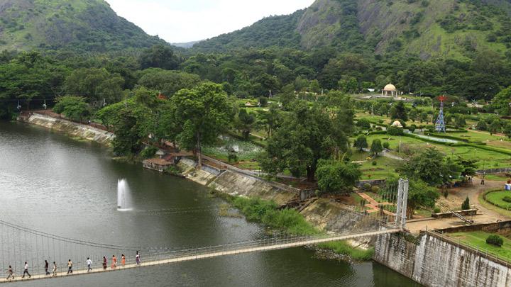 Malampuzha Dam and Garden Malampuzha Palakkad