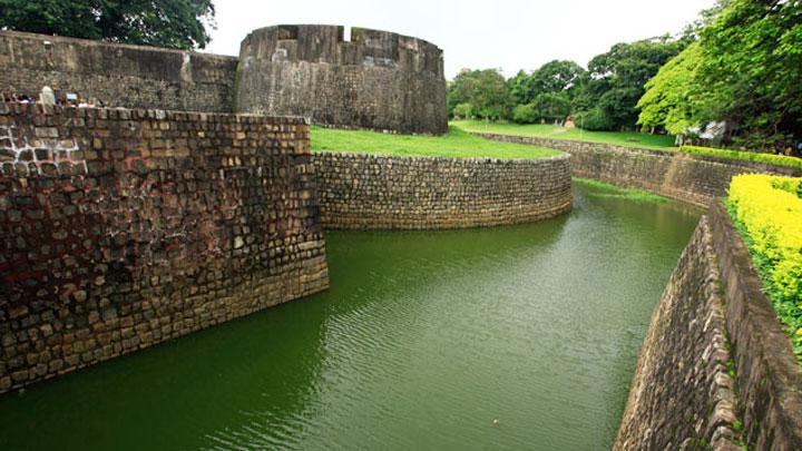 Tipu's Fort Palakkad Town Palakkad