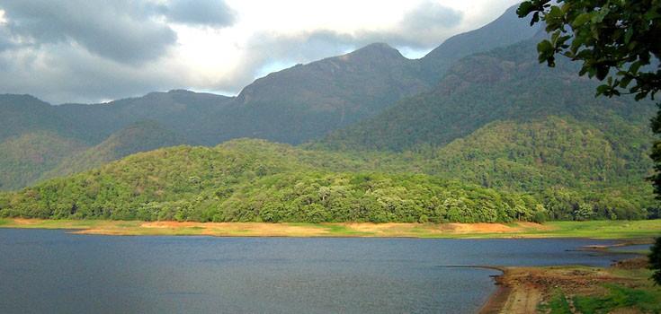 Pothundi Dam Neliampathy hills Palakkad