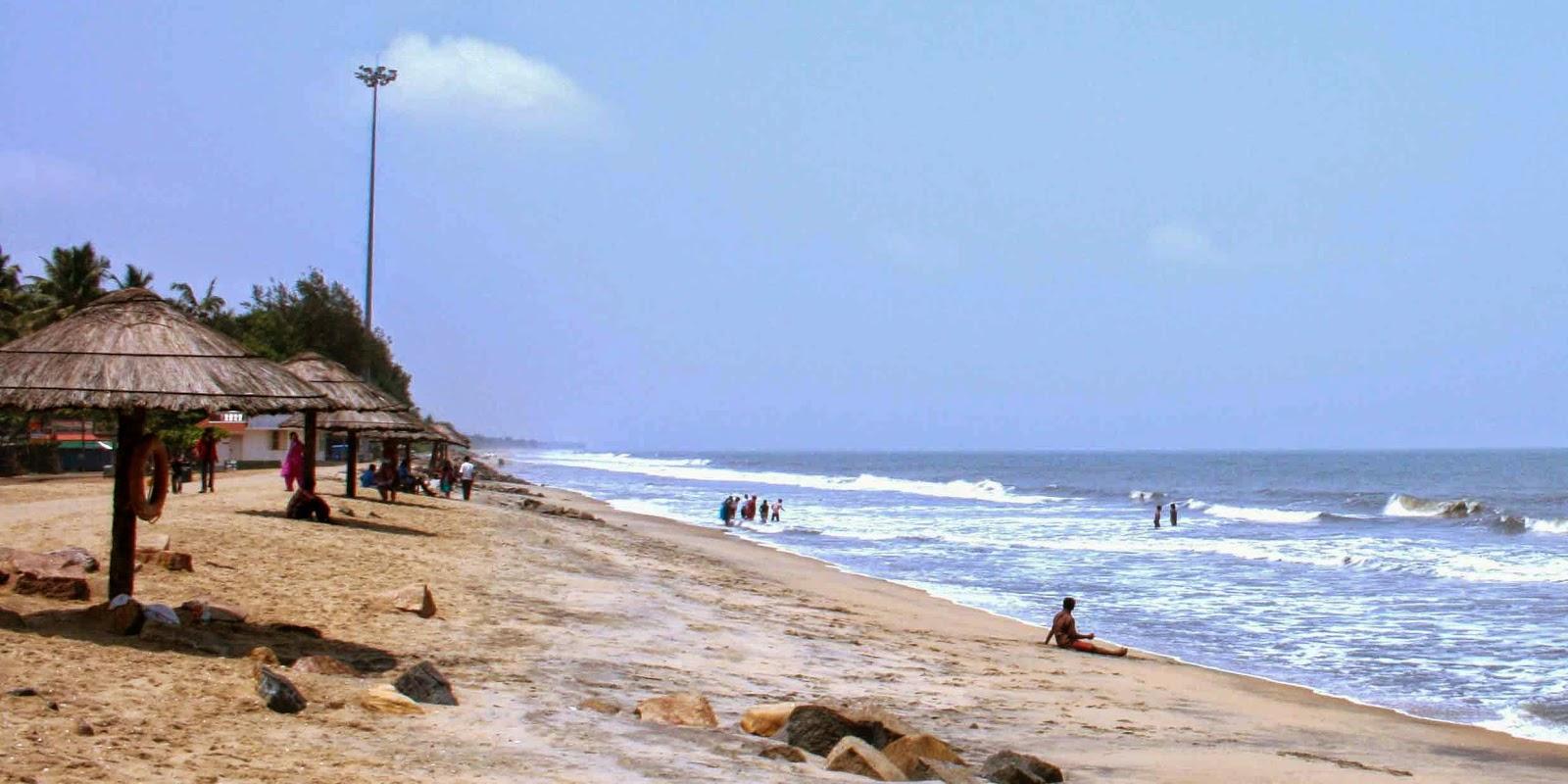 Chavakkad Beach Chavakkad Thrissur