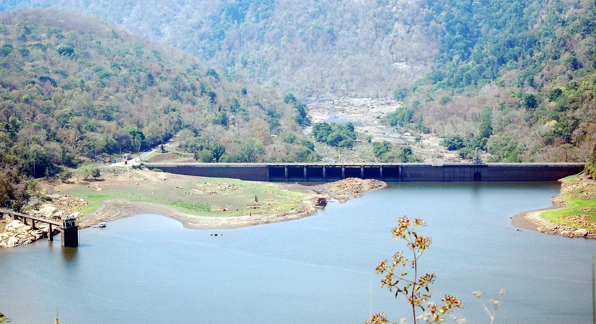 Peringalkuthu Dam Chalakkudi Thrissur