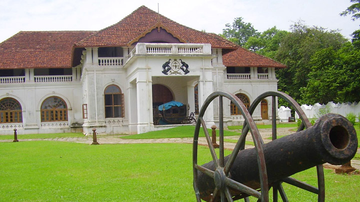 Shakthan Thampuran Palace Close to Vadakkumnathan Temple Thrissur