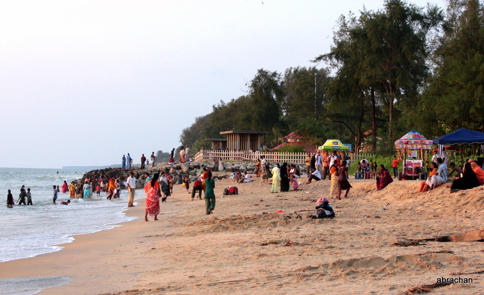 Snehatheeram Beach Thalikulam Thrissur