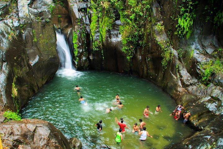 Keralamkundu waterfall Near town is Karuvaramkundu Malappuram