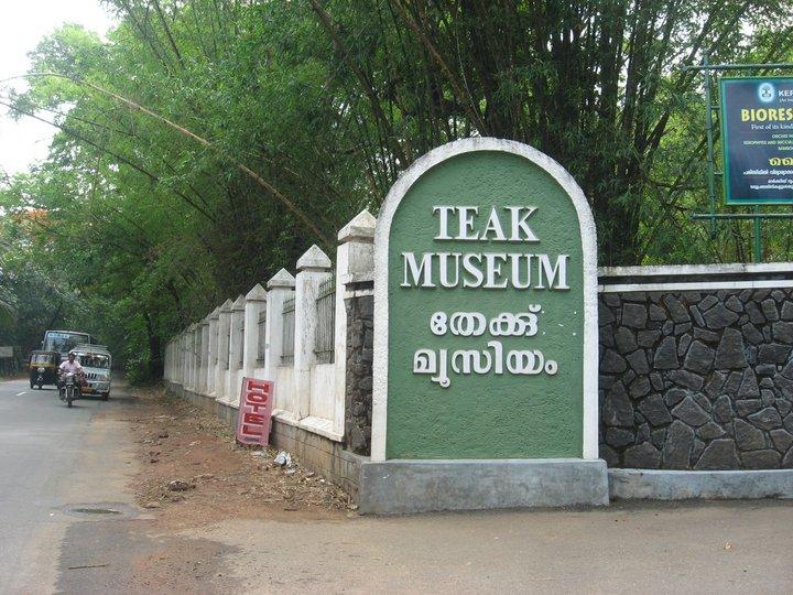Teak Museum Nilambur Malappuram