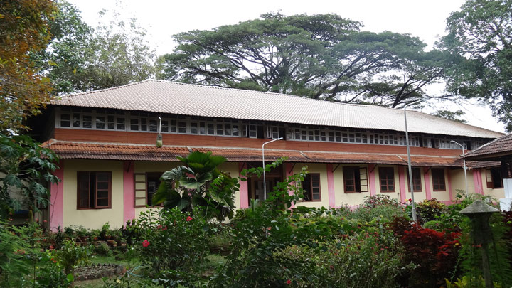 Krishna Menon Museum 7 km away from Calicut Town Kozhikode