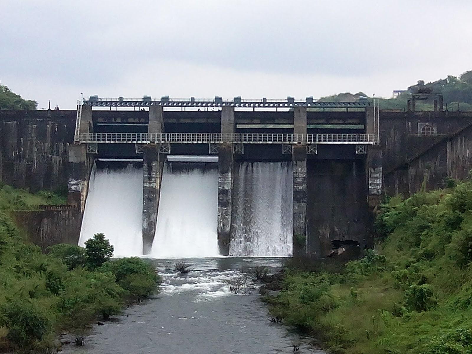 Peruvannamuzhi Dam Peruvannamuzhi Kozhikode