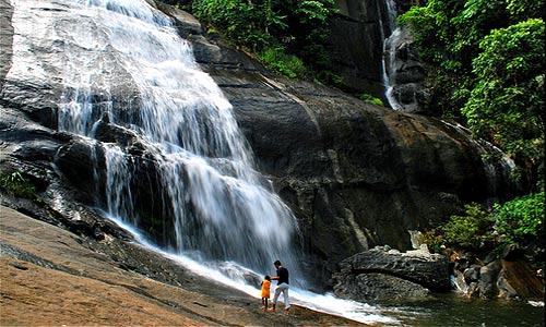 Thusharagiri Waterfalls Thusharagiri Road Kozhikode