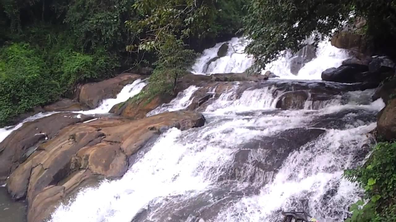 Aruvikkuzhi Waterfalls Aruvikkuzhi Kottayam