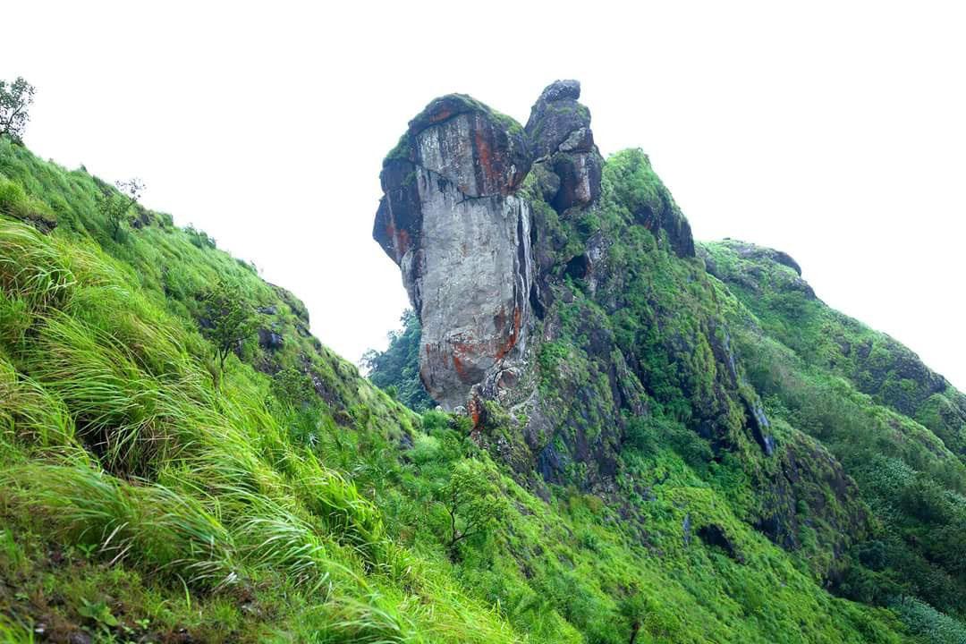 Illickan Mountain 10 km from Erattupetta Kottayam