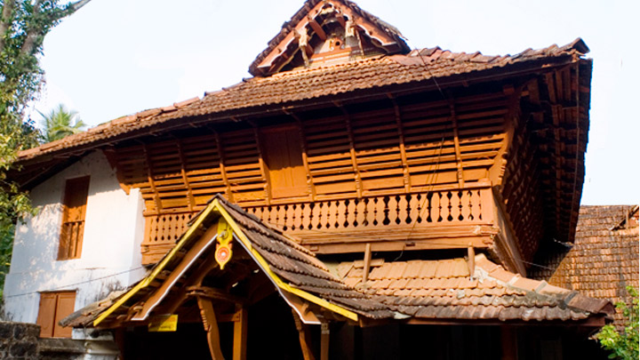 Poonjar Palace Poonjar Kottayam
