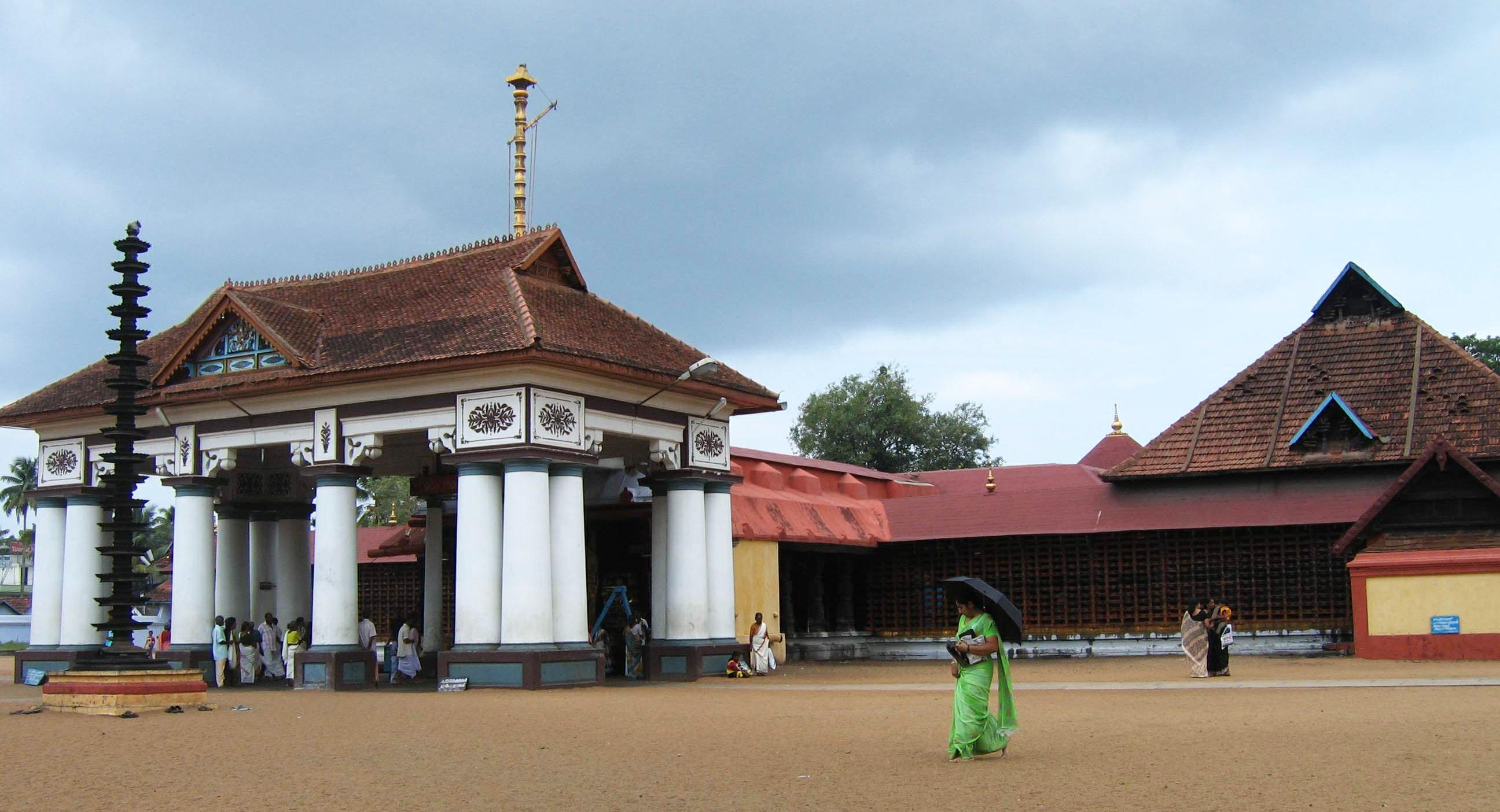 Vaikom Siva Temple Vaikom Kottayam