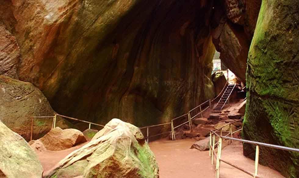 Edakkal Caves Ambukuthi Hills Wayanad