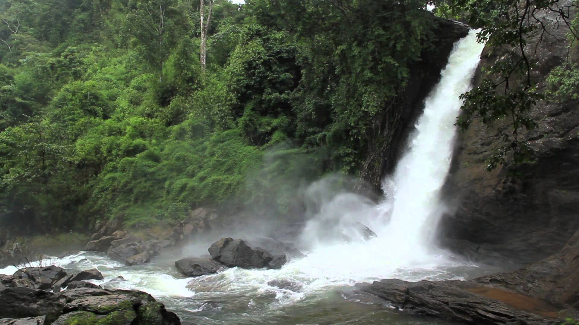 Sentinel Rock Waterfalls / Soochipara Waterfalls 13 km from Meppadi town Wayanad