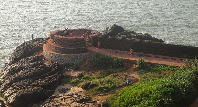 Bekal Fort Bekal Kasaragod