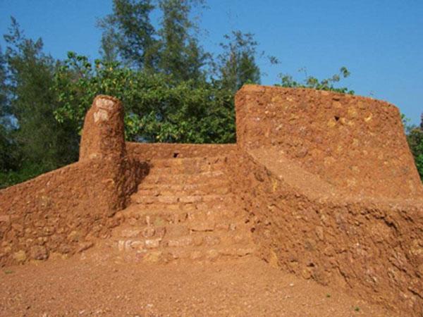 Povval Fort Povval Kasaragod