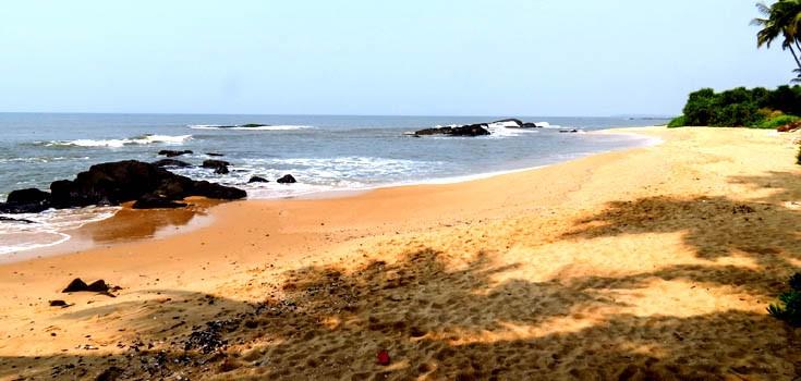 Kizhunna  Ezhara beach 12 Kilometers from Kannur town Kannur