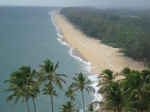 Ezhimala Beach Ezhimala Kannur