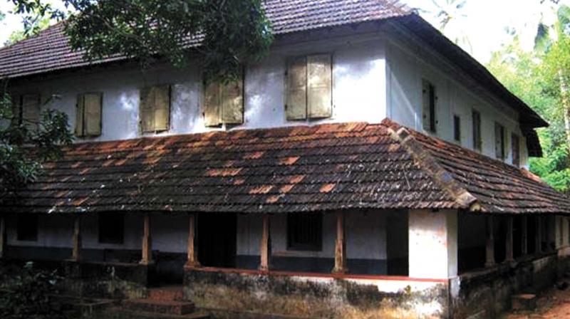 Pazhassi Kovilakam Mattannur Municipality Kannur