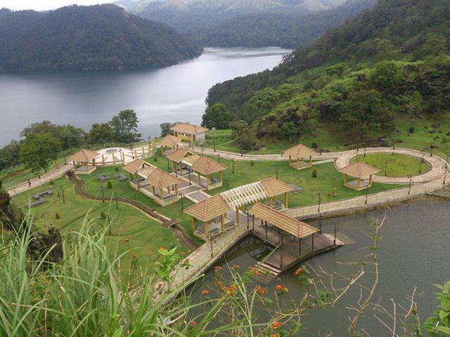 Hill view park Idukki Arch Dam Idukki