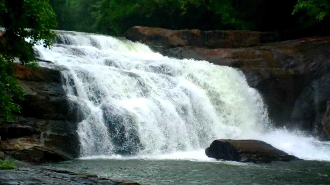 Thommankuthu Waterfalls, Idukki 17 km from Thodupuzha Idukki