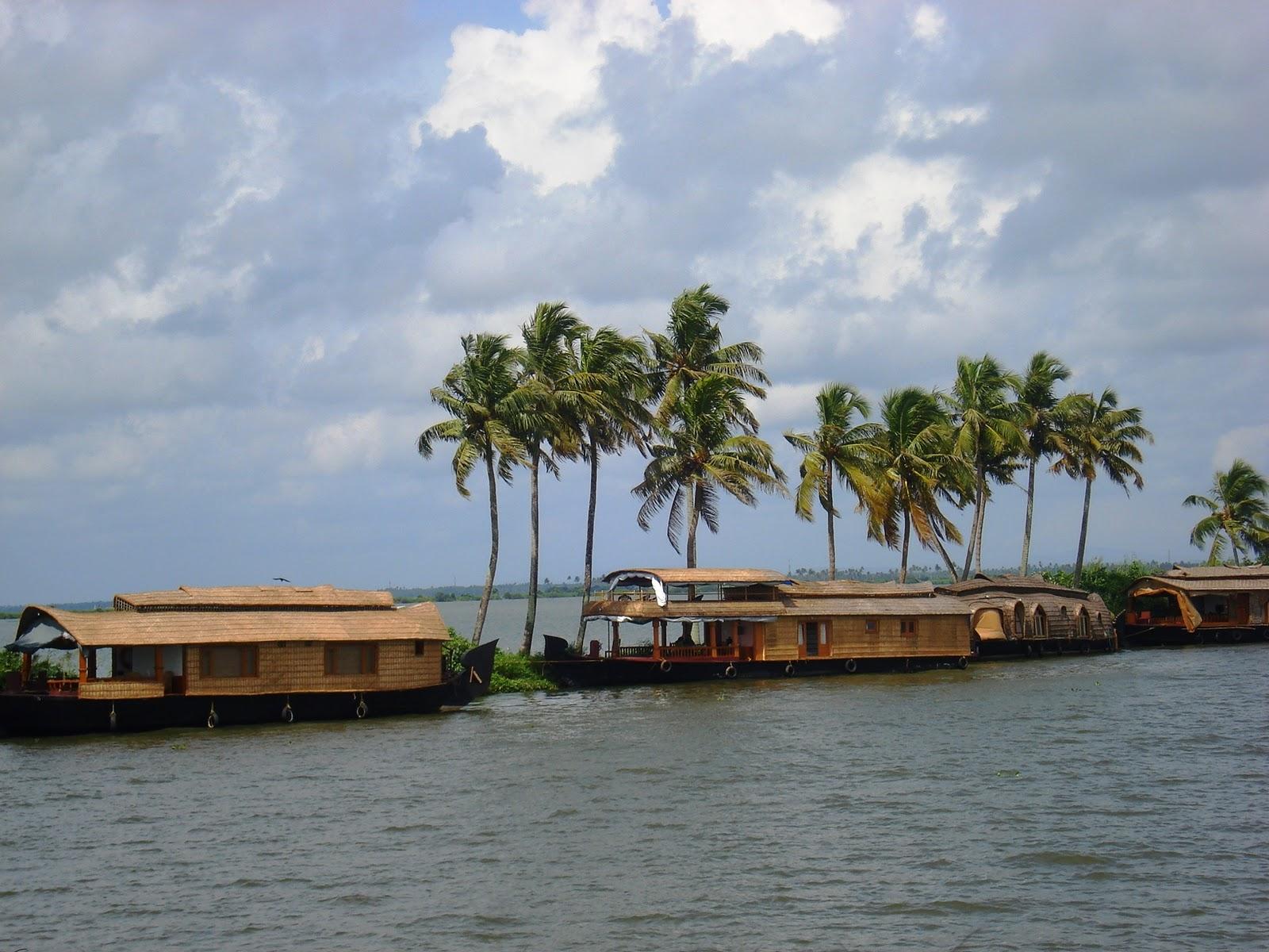 Vembanad Lake, Kumarakom Kumarakom Alappuzha