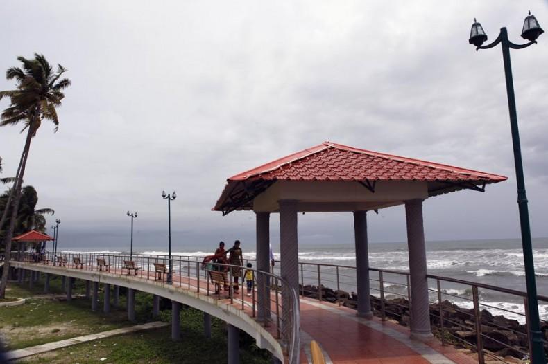 Andhakaranazhi Beach, Alappuzha Pathanakad, Cherthala Alappuzha