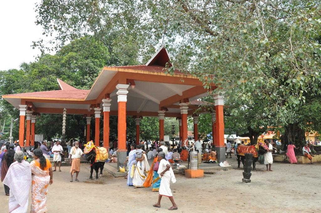 Oachira Temple Oachira Kollam