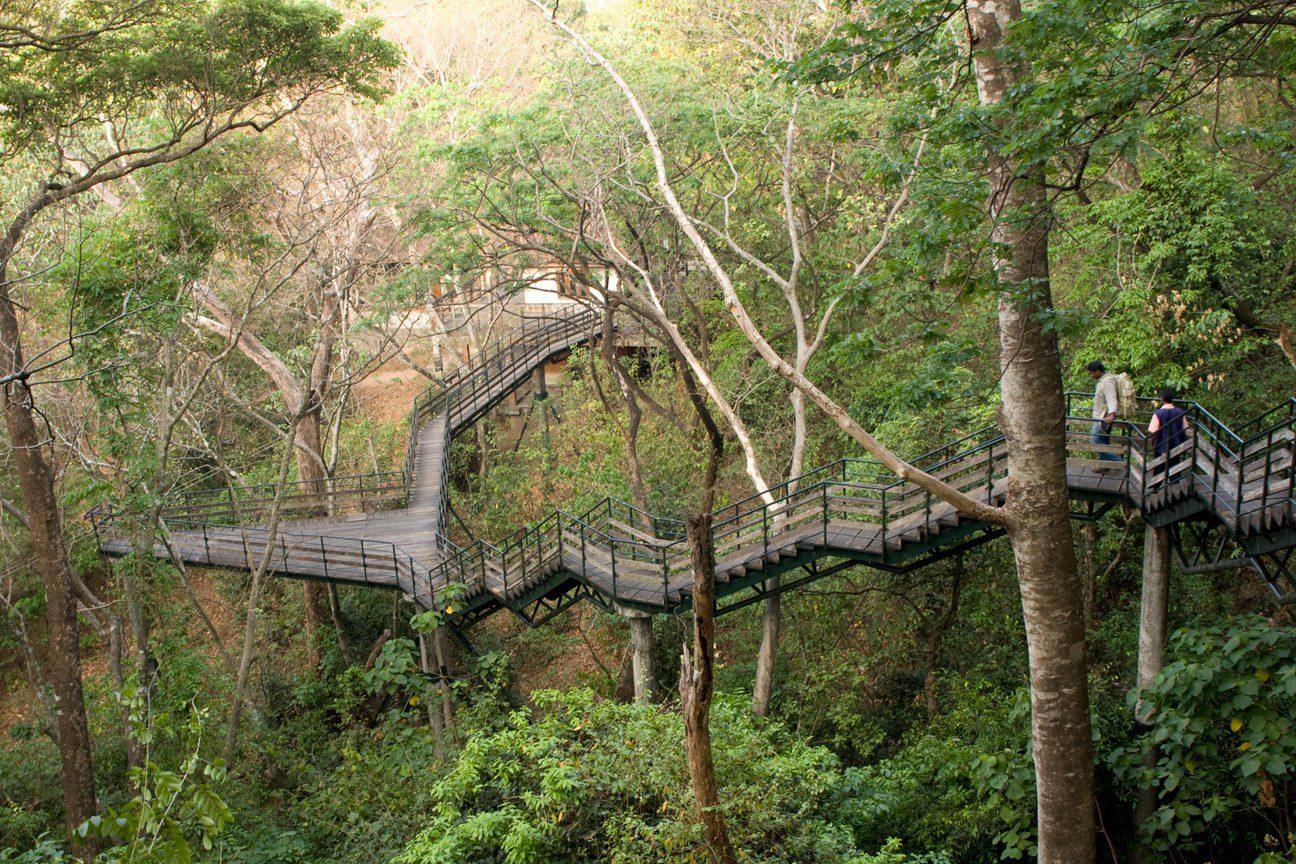 Thenmala Eco-Tourism Thenmala Kollam