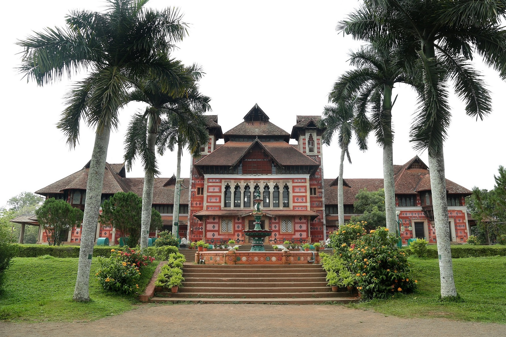 Napier Museum Near the zoological park Thiruvananthapuram