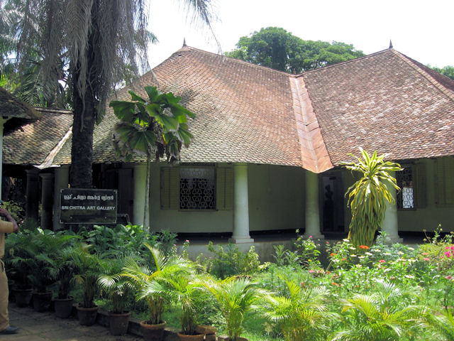 Sree Chitra Art Gallery Museum Bains compound Rd, LMS Compound, PMG Thiruvananthapuram