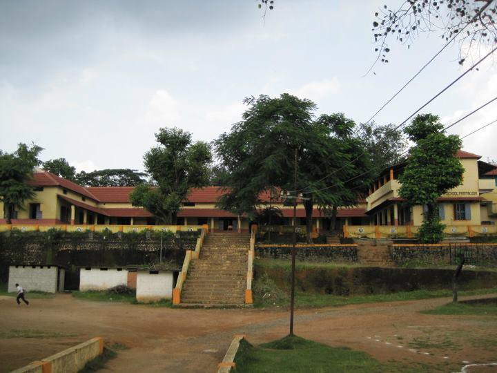 Pampakuda Block Panchayath Image
