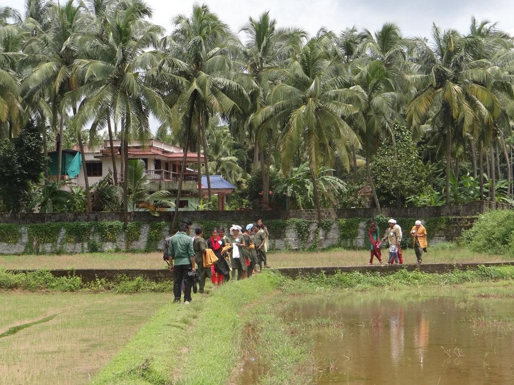 Ollukkara Block Panchayath Ollukkara Thrissur
