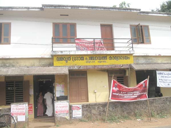 Varavoor Grama Panchayath Varavoor Thrissur
