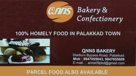 Qnns Bakery and Restaurants - Best Bakery and Restaurant in  Palakkad Town, Kerala