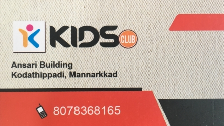 Kids Club - The Complete Kids, Boys and Girls Dress Collection in Mannarkkad Municipality, Palakkad