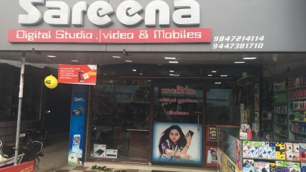 Sareena Digital Studio Video and Mobiles - Studio and Mobile Shop in Main Road Alathur Palakkad