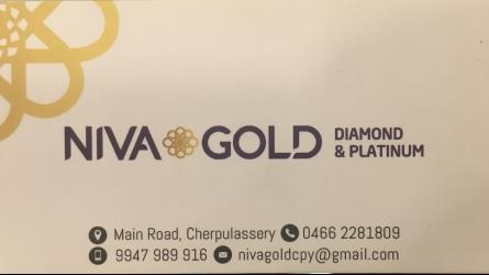 NIVA Gold - Diamond and Platinum | Best Jewellery in Cherpulassery Palakkad Kerala
