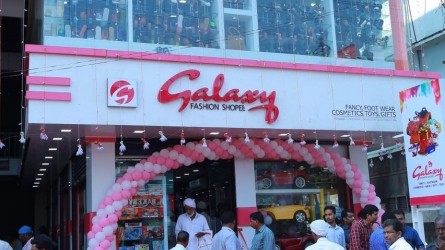Galaxy Fancy and Footwears - Largest Fancy, Footwears and Toys Shop in Cherpulassery Palakkad