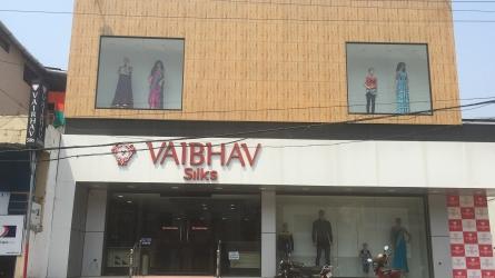Vaibhav Silks - The Complete Wedding Centre in Koduvayur Palakkad Kerala