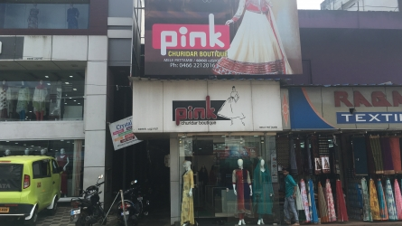 Pink Churidar Boutique - Best Churidar Boutique in Pattambi Palakkad Kerala