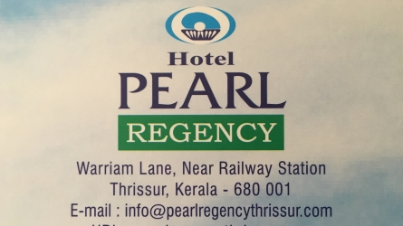 Hotel Pearl Regency - Best Budget and Economy Hotels in Thrissur Kerala India