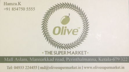 Olive Super Market - Largest Quality Super Market in Perinthalmanna Malappuram Kerala India