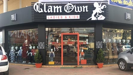 Glam Own - Best Ladies and Kids Dress Collections in Perinthalmanna Malappuram Kerala India