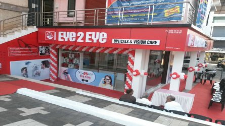Eye 2 Eye Opticals and Vision Care - Best Optical Shop in Malappuram Kerala India