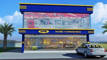 VPR Furnishing - The Largest Furniture Store in Chittoor Palakkad Kerala